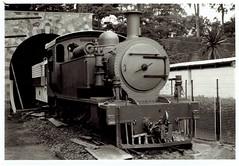 East African Railways - EAR Class 10 2-6-4T steam locomotive Nr. 1003 (Nasmyth Wilson Locomotive Works, 1913) (HISTORICAL RAILWAY IMAGES) Tags: africa train steam locomotive railway ear eastafrican railways nw nasmythwilson nairobi kenya