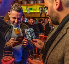 Brooklyn Brewery x London Fields Brewery 2018-5830 (BrooklynBrewery) Tags: sisterbreweries londonfields houseparty london ecdahl nyacarnegie