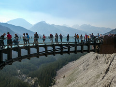 Glacier Skywalk (anthsnap!) Tags: canada alberta canadianrockies glacierskywalk jaspernationalpark columbiaicefield