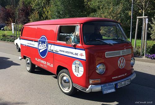 VW T2A Bulli 1970