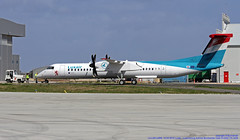 LX-LGN LMML 14-03-2019 Luxair - Luxembourg Airlines Bombardier Dash 8-Q402 CN 4426 (Burmarrad (Mark) Camenzuli Thank you for the 17.2) Tags: lxlgn lmml 14032019 luxair luxembourg airlines bombardier dash 8q402 cn 4426