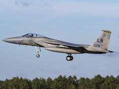 United States Air Force | McDonnell Douglas F-15C Eagle | 86-0176 (MTV Aviation Photography (FlyingAnts)) Tags: united states air force mcdonnell douglas f15c eagle 860176 unitedstatesairforce mcdonnelldouglasf15ceagle usaf usafe raflakenheath lakenheath egul canon canon7d canon7dmkii