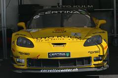 Chevrolet Corvette Z06 GT3 (jfhweb) Tags: jeffweb sportauto sportcar racecar voituredecollection voiturehistorique voituredecourse courseautomobile circuitpaulricard circuitducastellet lecastellet 10000toursducastellet 10000tours globalendurancelegends chevrolet corvette z06 gt3