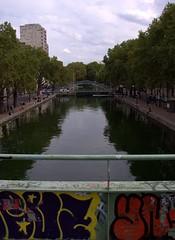 Canal Saint-Martin (Jason Bradley Douglas) Tags: europe france paris