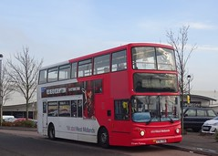 National Express West Midlands Dennis Trident 2/Alexander ALX400 4155 (Y751 TOH) (Liam1419) Tags: y751toh 4155 alexanderalx400 dennistrident2 nationalexpresswestmidlands