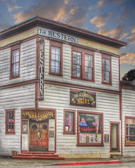 Quenching thirsts since 1906 (Gunn Shots (On and off these days)) Tags: pointreyesstation oldwestern oldwesternsaloon thewestern highway1 pacificcoasthighway