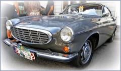 Volvo P 1800, Rétrofolies 2018 de Spa, Belgium (claude lina) Tags: claudelina belgium belgique belgië spa voiture car rétrofolies oldcar ancêtres vieillesvoitures volvo