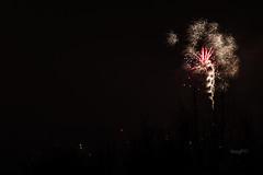 Vertreiben böser Geister in der Neujahrsnacht // SAMYANG 1,4/85 (seyf\ART) Tags: samyang1485 winter firework feuerwerk colorful night dark