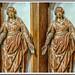 Wooden sculptures 3D