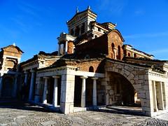 Αγ. Φωτεινη Αρκαδιας DSC07266 (omirou56) Tags: 43ratio sky arcadia peloponnisos peloponisos peloponnese church hellas greece αγφωτεινη αρκαδια πελοποννησοσ εκκλησια ουρανοσ σκιεσ κολωνεσ