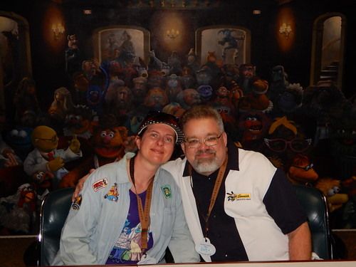 "Tracey and Scott at the Muppet Mural • <a style=""font-size:0.8em;"" href=""http://www.flickr.com/photos/28558260@N04/45079006644/"" target=""_blank"">View on Flickr</a>"