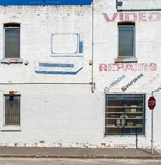Seddon (Westographer) Tags: seddon melbourne australia westernsuburbs suburbia australiansuburbia signage typography videorepairs oldschool weathered