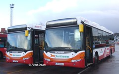 Bus Eireann SL24/18 (09C253/49). (Fred Dean Jnr) Tags: buseireann sl24 sl18 09c253 09c249 capwell cork february2009 scania omnilink capwelldepotcork buseireanncapwelldepot capwellgaragecork