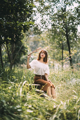 NAM02952-Edit (ngocnam23041991) Tags: portrait vietnam vietnamese afternoon beauty forest saigon hochiminh sonyalpha a7iii a7m3 sony85mmf18 fe85mmf18 tree grass