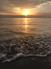Summer Sunrise (James B Currie) Tags: beach sunrise juy 2017
