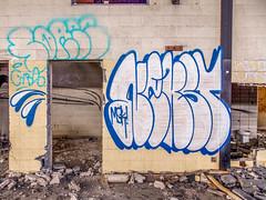 (gordon gekkoh) Tags: nekst rip nekstforever graffiti detroit rime msk irak pcf dts