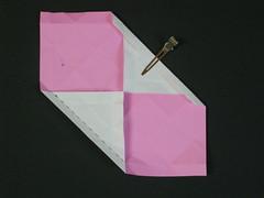 Cubic masu with handles Tuto step 6 (Mélisande*) Tags: mélisande origami box masu