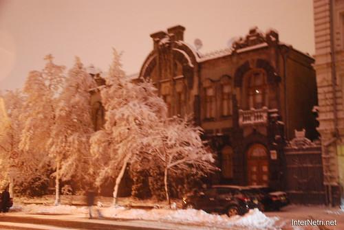 Засніжений зимовий Київ 427 InterNetri.Net Ukraine