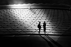 nowhereland (heinzkren) Tags: schwarzweis blackandwhite monochrome panasonic lumix light shadow dream magical mystery lines composing architektur architecture abstract illusion silhouette structure utopie pattern texture fantasy innamoramento