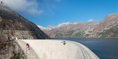Kölnbreinsperre (dieLeuchtturms) Tags: hohetauern österreich europa see 2x1 kölnbreinsperre panorama staumauer bergsee alpen alps austria carinthia europe hightauern kärnten lake brandstatt at
