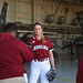 USC Women's Softball Team visits the SCANG