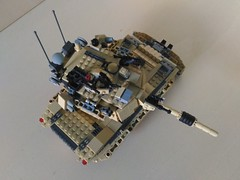Lego M1A3 Abrams SEP V.3-TUSK 2 MBT (3) (Parm Brick) Tags: lego military army moc afol tank vehicle abrams tusk2 sep3 usa m1a3 m1a3abrams