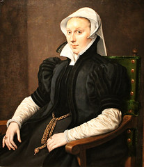 Anthonis Mor. Anne Fernely. c.1560-65 (arthistory390) Tags: rijksmuseum