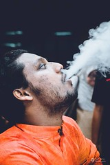 // Machi with smoke // (tomsweisiong) Tags: photograpghy photography photo yahoo flickr malaysia ku kualalumpur asia asian indian color colour contrast exposure experiment canon camera candid