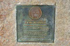 In Commemoration of John Denver (afagen) Tags: california pacificgrove montereypeninsula plaque memorial johndenver henryjohndeutschendorfjr