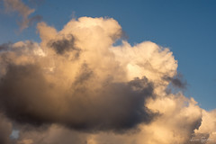 Cloud and contrast in sunrise (liloubreizh) Tags: cloud contrast nuage contraste bretagne brittany france sky ciel nikon d7200 nikkor 55300mm sunrise lever soleil