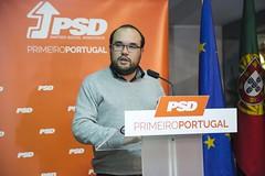 Paulo Rangel na Guarda