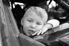 Off Road Racing 6 (CameraOne) Tags: offroadracing raw dirt truck pahrump nevada pahrump250 toyota tacoma blackandwhite monochrome canon5d canonef1740mm cameraone wideangle bokeh children portrait desert techinspection bestofthedesert 7196