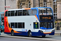 Stagecoach ADL Scania N230UD GX10HAE (Bus Roundel Hong Kong - Fb me!) Tags: stagecoach adl scania n230ud gx10hae
