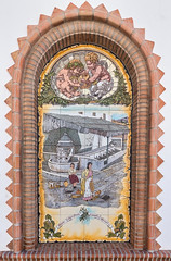 El Paseo de las Tradiciones - Competa (Stil Licht) Tags: tiletableau tegeltableau streetphotography muraldeazulejos cuadrodeazulejos competa axarquia andalusia