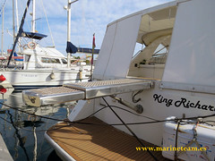 FAIRLINE 42 TARGA