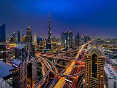 Dubai Junction (Ellen van den Doel) Tags: arbische 2018 uae arabie oosten asia east middle dubai emiraten holiday midden arabic emirates azie vakantie verenigdearabischeemiraten ae