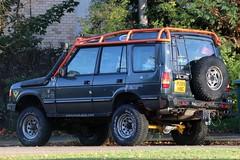 P289 HBC (Nivek.Old.Gold) Tags: 1997 land rover discovery v8i es auto 5door 4600cc mudclubcom