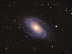 Bodes galaxy , Messier 81 (kenthelleland) Tags: astrophotography deepsky nightsky stars galaxy universe astronomy astroscape astrophoto m81 messier messier81 bodes bodesgalaxy galactic cosmos local group celestron canon70d canon ursamajor night space telescope skywatcher