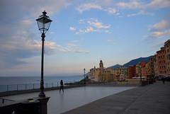 CAMOGLI PRIMA MATTINA (Ferdinando Tubito) Tags: mare liguria acqua oceano occhi sole salsedine nuvole nikon d500 silenzio vento montagna