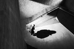 .... (Hg T) Tags: brutalismus brutalism schwarzweis blackandwhite licht schatten lights shadows mobile phone dark creepy
