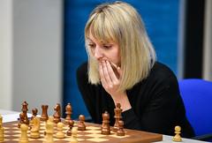 Elisabeth Paehtz (Germany) (Julysha) Tags: people chessplayer chess thenetherlands tournament tatasteelchesstournament d850 wijkaanzee acr nikkor7020028vrii 2019