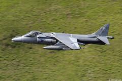 RAF British Aerospace Harrier GR9 ZD463/53, 3 Squadron, RAF Cottesmore (Michael Leek Photography) Tags: harrier britishaerospace harriergr9 gr9 raf rafcottesmore royalairforce nato jumpjet machloop midwales wales lowlevel lowflying militarylowflying britainsarmedforces cottesmore militaryaircraft militaryaviation militaryjet fastjet iconicaircraft iconic aviation aviationphotography flight michaelleek michaelleekphotography