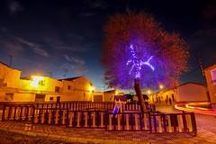 Amanecieron (arapaci67) Tags: ruralphotos rural navidad vvadelareina jaen andalusia spain atardecer blue horaazul tokina