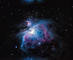 M42 Orion BG 200Q 9_12_2018STa (Kwychang) Tags: night m42 orion nebula astronomy astrophotography