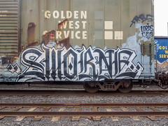 (gordon gekkoh) Tags: sworne lords sworn cbs freight graffiti