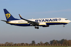 EI-GXJ (GH@BHD) Tags: eigxj boeing 737 737800 738 b737 b738 fr ryr ryanair dub eidw dublinairport dublininternationalairport dublin airliner aircraft aviation