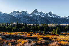 The Tetons (itsBryan) Tags: sonyg sony sonyalpha sonya7r2 sonya7rii sonya7r snow wyoming grandteton grandtetonnationalpark yellowstone dynamicrange sonyimages carlzeiss sunset nature nationalpark roadtrip mountains teton