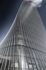 The tower 4 (andreasbrink) Tags: architecture italy urban winter milano abstract design zeissmilvus cityscape