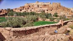 Ait Ben Haddou 05 (besenyi.rado) Tags: ksar morocco kasbah africa unescoworldheritagesite unesco aitbenhaddou atlasmountains