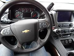 Chevrolet Tahoe (MarkusR.) Tags: dsc00203 mrieder markusrieder vacation urlaub fotoreise phototrip usa 2018 usa2018 car auto mietwagen rentalcar chevrolet tahoe chevrolettahoe oklahoma